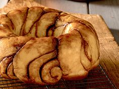 Cinnamon Bun Bundt Cake -- Why not make cinnamon buns into a coffee cake that can be pulled apart when ready to serve. It's a dessert that is just meant to make it to the breakfast table the next morning (if there's any left). Party Desserts, No Bake Desserts, Winter Desserts, Cake Recipes, Dessert Recipes, Sweet Bread, Cupcake Cakes, Bundt Cakes, Cupcakes