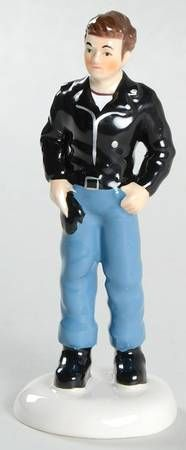 Department 56, Harley Davidson at Replacements, Ltd