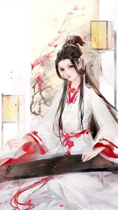 Young Raja or Lucille dressed like Raja Manga Art, Anime Art, Chinese Drawings, Chinese Cartoon, Beautiful Fantasy Art, China Art, Chica Anime Manga, Human Art, Fantasy Girl