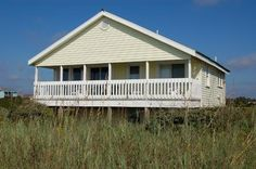 A Seaside Cottage | Holden Beach Vacation Rental