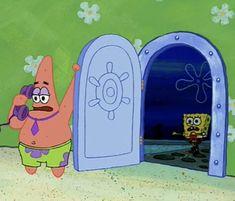 Spongebob Pics, Funny Spongebob Memes, Funny Relatable Memes, Funny Profile Pictures, Reaction Pictures, Funny Pictures, Cartoon Icons, Cartoon Memes, Squidward Dancing