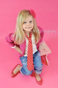 Little Guy VALENTINE Necktie Tie  Sweetheart by petitepeanut, $18.95