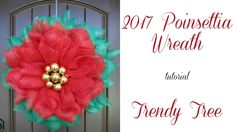 Here is an example of the wreath with wide foil mesh instead of fabric mesh (balls in this image are 70 mm size and we used three ball ties. The current Christmas Crafts For Kids To Make, Xmas Crafts, Christmas Projects, Christmas Patterns, Mesh Wreath Tutorial, Diy Wreath, Christmas Wreaths To Make, Christmas Stuff, Christmas 2019