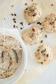 Superhelpot aamiaissämpylät | Arjen nopeat, Suolainen leivonta | Soppa365