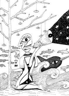 Ojos - Eyes - Federico Abuyé: Ilustración, comic, Illustration, design