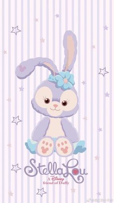Rabbit Wallpaper, Bear Wallpaper, Kawaii Wallpaper, Love Wallpaper, Mickey Mouse Wallpaper, Disney Phone Wallpaper, Friends Wallpaper, Pretty Wallpapers, Cute Cartoon Wallpapers