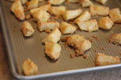 Homemade Jo Jo Potatoes