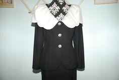 Vintage Dress Suit....Nahdree by Nogginsandnapes on Etsy, $65.00
