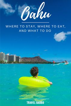 How to plan the perfect trip to Oahu, Hawaii, with or without kids! Here are our favorite hotels, restaurants and things to do. Before I Die, Oahu, Family Travel, Travel Inspiration, Travel Tips, Things To Do, Beautiful Places, Relax, United States