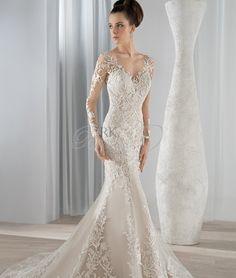 Demetrios Bridal 2016 Style 631