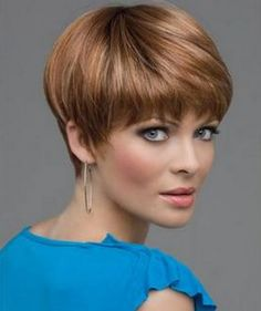 Pixie, a diverse crop that has hit the big screens from time to time. The world has seen a variety of Pixie Bob since the hairstyle first come to light in the So we have hand-picked the best hairstyles that you can try out right away! Oval Face Hairstyles, Wig Hairstyles, Straight Hairstyles, Bob Hairstyle, Summer Hairstyles, Summer Haircuts, Hairstyles 2018, Natural Hairstyles, Remy Human Hair