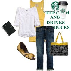 """""""Running Errands"""" by gibbiesmom on Polyvore"""