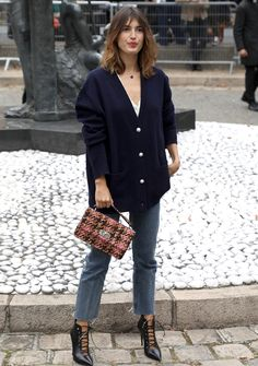 Actress Jeanne Damas arrives at the Miu Miu show as part of the Paris. Actress Jeanne Damas arrives at the Miu Miu show as part of the Paris. Fashion Basics, Fashion Mode, Paris Fashion, Autumn Fashion, Womens Fashion, Jeanne Damas, Mantel Camel, French Girl Style, My Style