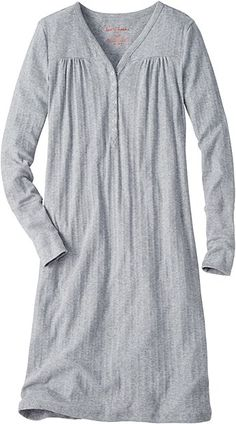 Soft Pointelle Nightgown   Women Sleepwear For Shoppes