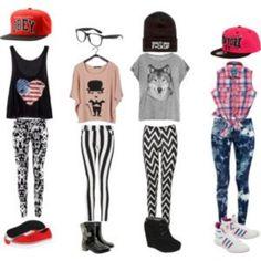 looks do estilo swag