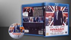 Invasão A Londres (Blu-Ray) (Oficial) - Capa | VITRINE - Galeria De Capas - Designer Covers Custom | Capas & Labels Customizados