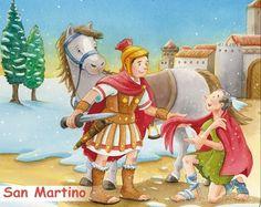 11 Novembre - San Martino | racconti fiabe filastrocche e.. non solo