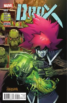 Preview: Drax #9, Story: CM Punk & Cullen Bunn Art: Scott Hepburn Cover: Scott Hepburn Publisher: Marvel Publication Date: July 27th, 2016 Price: $3.99  &nbs...,  #All-Comic #All-ComicPreviews #CMPunk #Comics #CullenBunn #Drax #Marvel #previews #ScottHepburn