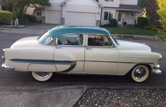 Bid for the chance to own a 1954 Chevrolet Bel Air Sedan at auction with Bring a Trailer, the home of the best vintage and classic cars online. 1954 Chevy Bel Air, Chevrolet Bel Air, Chevrolet Impala, Chevy Classic, Best Classic Cars, Classic Cars Online, Chevrolet Camaro, Corvette, Best Muscle Cars