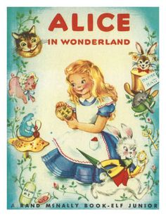 My oldest is named Alice... we like to collect Alice books :)