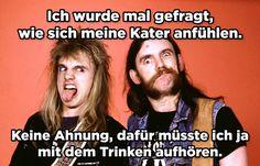Lemmy Kilmister, der Frontmann der Heavy Metal-Band <i>Motörhead</i>, starb am 28. Dezember 2015 im Alter von 70 Jahren.