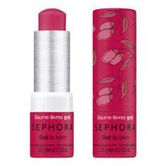 Baume lèvres Goji - Nourrissant protecteur Sephora Lipstick, Cute Lipstick, Sephora Makeup, Makeup Kit, Skin Makeup, Makeup Cosmetics, Makeup Brands, Best Makeup Products, Lip Smackers Lip Gloss