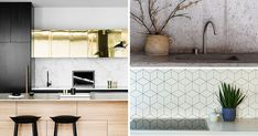 9 Different Ideas For Backsplash Materials You Can Install In Your Kitchen - www.homeology.co.za