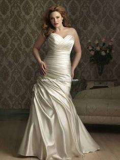 Image result for plus size wedding dresses