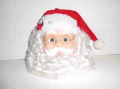 Adorable Vintage Singing Santa от Gem2thei на Etsy