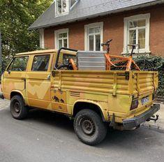 Vw Doka, Volkswagen, Van, Vans, Vans Outfit