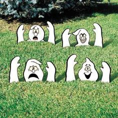 Lawn Art Patterns