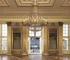 amalienborg palace interior - Google Search
