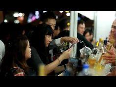 Les Sweet Bordeaux au Wine & Dine Festival - Hong Kong - 2011