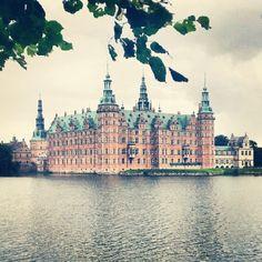 edmeduardo # Frederiksborg castle #hillerød #DENMARK #nice #summer