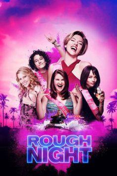 Watch Rough Night Full Movie Streaming HD 1080p