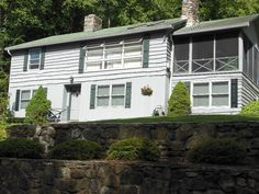 New Milford Vacation Rental - VRBO 433008 - 3 BR Lake Candlewood House in CN, Charming Country House Overlooking Candlewood Lake, Beach