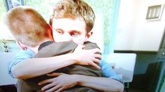 Alfie and Nathan