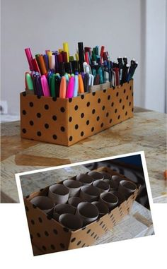 ideas para reciclar cajas de zapatos 3