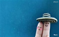 Creative Fingers Love Couple Each Other With Rainy Background Wallpaper,Creative Love Wallpaper,Couple Wallpaper,Love Me Wallpaper,My Love Wallpaper
