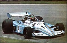 1977 BRM P207 (Larry Perkins)