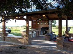 Outdoor Living   M & J Construction