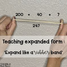 teaching expanded fo