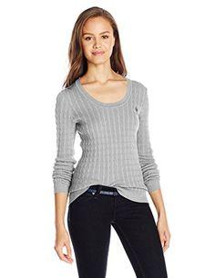 U.S. Polo Assn. Junior's Solid Cable Knit Scoop Neck Pull... http://www.amazon.com/dp/B011JDDM38/ref=cm_sw_r_pi_dp_gk0nxb0JBK04Q