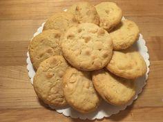 White Chocolate Cookies White Chocolate Cookies, Dawn, Baking, Sweet, Desserts, Food, Bread Making, Tailgate Desserts, Deserts