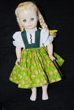 Heidi doll by Madam Alexander