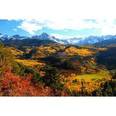 Colorado's amazing autumns!!