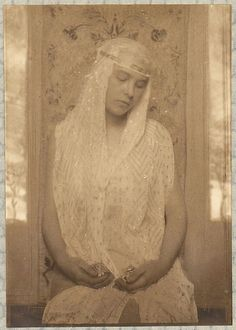 vintage everyday: 51 Amazing Photos of Women Portraits Taken by Frank Eugene From Between 1900s and 1910s