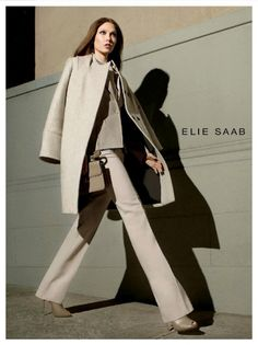 WeRunTheTown   Fashion, Trends & Notes: Elie Saab - Against The Fall Of The Night