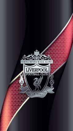 Liverpool Football Club, Liverpool Fc, Lfc Wallpaper, You'll Never Walk Alone, Logo, Logos, Environmental Print