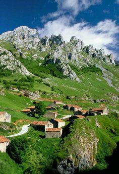 Pandébano (Asturias), España